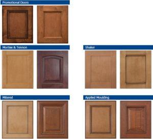 Solid Wood Cabinet Door Styles