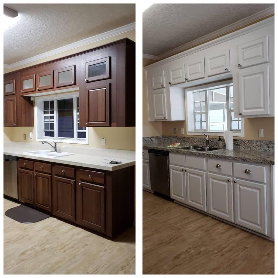 Before And After Pictures Refacing Cabinets: Before-after-cabinet-refacing4