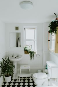 bathroom idea upgrades with paint