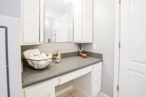 Replacing Bathroom Vanity